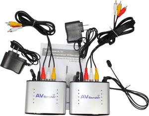 Видеосендеры предназначены для передачи видеосигнала беспроводов