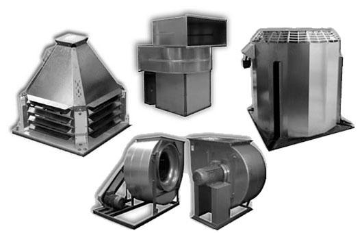 Вентиляторы для сисем дымоудаления